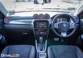 nissan rogue interior 2016 2016 suzuki vitara sport u2013 road test review drive life drive life