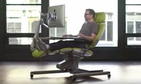 lay down computer desk altwork s lie down computer workstation is unique chair be for for