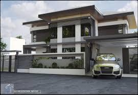 Best Modern Zen House Design by 2 Storey House Plans Philippines With Blueprint Modern Design