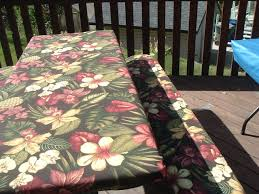 fitted picnic table covers heavy duty outdoor fabric picnic tablecloths for sale