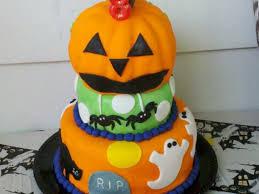 3 tier halloween birthday cake 3 tier halloween cake cakecentral com