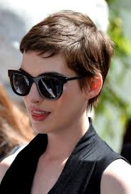 very short hairstyles for women with thick hair womens short