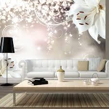 Wohnzimmer Tapeten Weis Ideen Tapezieren Ideen Braun Weiss Ideens