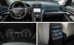 Ford Explorer Interior Dimensions Ford Explorer Reviews Ford Explorer Price Photos And Specs