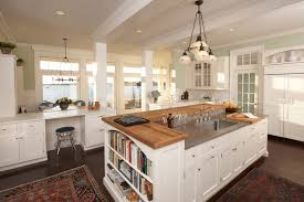 wood top kitchen island 60 kitchen island ideas and designs freshome