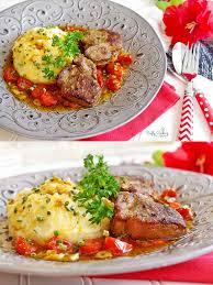 Smothered Lamb Chops Video Recipe U003e Australian Lamb Loin Chops And Mashed Potatoes
