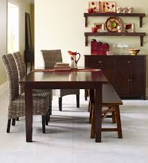 pier one dining room table pier 1 torrance dining collection with kubu hand woven dining chairs