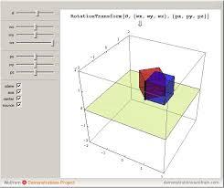 affine transformation from wolfram mathworld