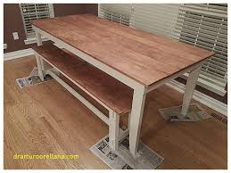 rustic table and bench u0026 shabby chic rustic farmhouse solid 8
