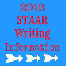teaching staar writing to