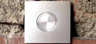 Interior Doorbell Cover Install A Wireless Doorbell Groomed Home Sam Zan Doorbells