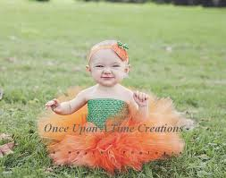 Halloween Costumes 3 Month Pumpkin Tutu Dress Newborn 3 6 9 12 18 24 Months