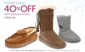 ugg boots half price sale 40 bearpaw boots and shoes bargain shopper