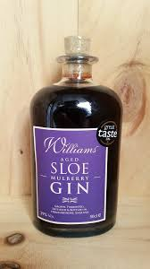 wine sler gift set williams aged sloe and mulberry gin book gift set 50cl 29