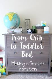 Transitioning Toddler From Crib To Bed From Crib To Toddler Bed A Smooth Transition Anchored
