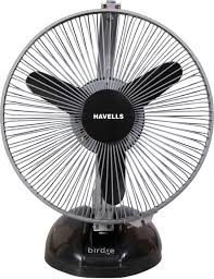 Small Table Fan Price In Delhi Havells Birdie 3 Blade Table Fan Price In India Buy Havells
