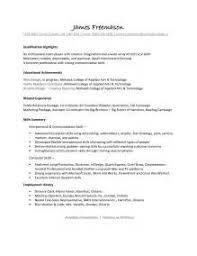 Demi Chef De Partie Resume Sample Resume Of Timothy Geithner Esl Mba Resume Assistance Interest And