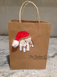 christmas gift bag the butlers quarters diy christmas gift bags and gift ideas