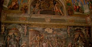 vatican artwork theromantictraveler
