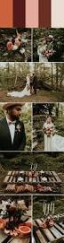 100 fall color pallette lexie blake october wedding with