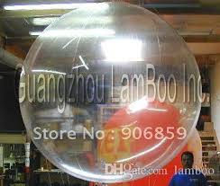 balloons delivery boston transparent color 2m diameter helium balloon with