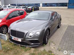 bentley coupe gold bentley continental gt speed 2016 24 july 2015 autogespot