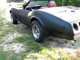 corvette project 1976 convertible corvette project