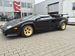 crashed lamborghini for sale lamborghini countach 5000 qv importcar cz