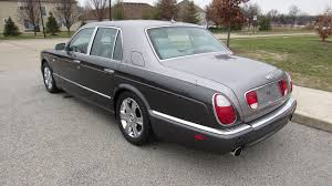bentley arnage custom 2006 bentley arnage r f25 kissimmee 2016
