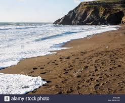 rodeo beach is a beach near sausalito in golden gate national