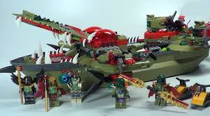 Lego Headquarters Lego 70006 Legends Of Chima U2013 Cragger U0027s Croc Boat Headquarters I