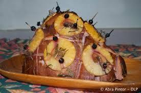 ham with lilikoi glaze lilikoi products by da vine hawaii