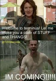 Walking Dead Stuff And Things Meme - walking dead walking dead pinterest walking dead dead memes