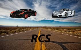 porsche 918 spyder vs bugatti veyron rc edition youtube