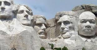 mt rushmore fact check do democrats want to add martin luther king to mount
