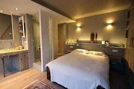 chambre salle de bain ouverte chambre salle de bain ouverte chambre avec salle de bain ouverte et