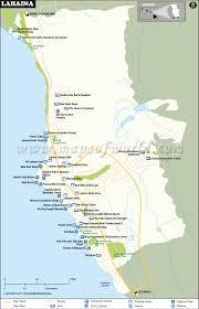 Gold Beach Oregon Map by Lahaina Map Map Of Lahaina Hawaii