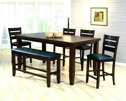 marble high top table high top table and chairs pub style dining room with black finish