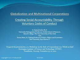 Universities As Multinational Enterprises The Multinational Globalization And Multinational Corporations Ppt
