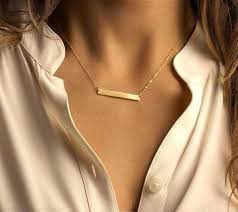 bar gold necklace images Gold bar necklace house of cocohouse of coco jpg
