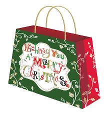 christmas gift bag christmas gift bag