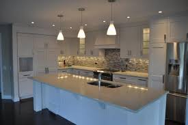 shaker kitchen ideas modern white shaker kitchen modern kitchen calgary by