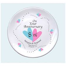 eighth anniversary gift emejing 8th year wedding anniversary gift pictures styles ideas
