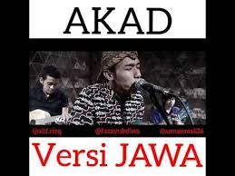 download mp3 akad versi jawa akad versi jawa cover by alif rizky youtube
