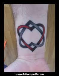 interlocking couple tattoos interlocking tattoos for couples