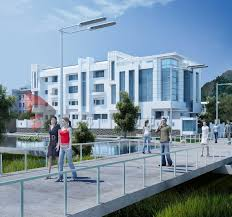 modern building design architecture designs plans cloth store