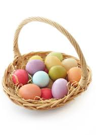 easter egg hunt baskets play today