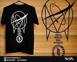 desain gambar untuk distro jasa desain kaos t shirt vintage murah jakarta