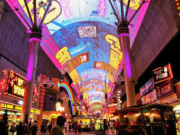Map Of Fremont Street Las Vegas by Fremont Street Experience In Las Vegas Old Downtown Trip Tips