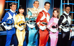 mighty morphin power rangers u0027 ew